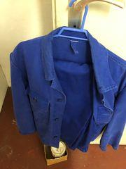 Arbeitsjacke und Hose