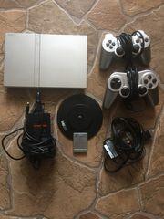 Verkaufe PS2 incl Zubehör und