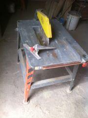 Kreissäge Baukreissäge Tischkreissäge Brennholzsäge