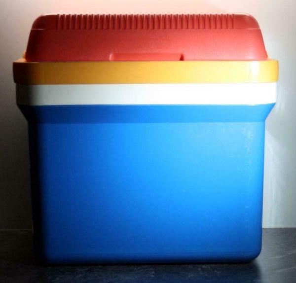 Kühlbox Retro 70er Jahre KR