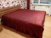 Tagesdecke für s Bett