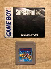 Super Mario Land mit Anleitung