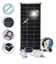 Solarset 100w 200W zur Selbstmontage