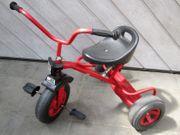 Kettler Dreirad Sitz Lenker verstellbar