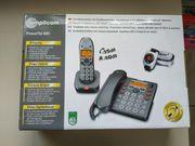 Amplicomms PowerTel 680 Großtastentelefon-Set