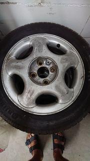 Alufelgen für Opel Corsa B