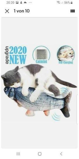 elektrischer Fisch der mit der: Kleinanzeigen aus Plüderhausen - Rubrik Zubehör für Haustiere