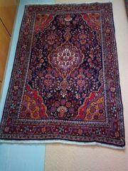 Antiquarischer Teppich von Wormser