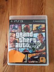 Gta five ps3
