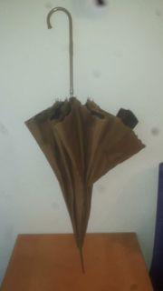 Antiker Schirm