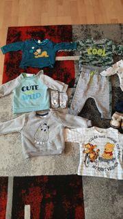 Große Paket Baby Kleidung 68