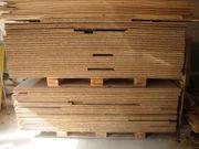 Verlegeplatten 25 mm stark