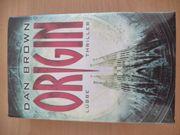 Dan Brown Origin Gebundene Ausgabe
