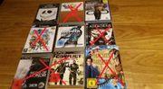 DVDs und Blu-Ray VB