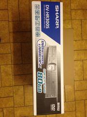 Sharp Festplattenrecorder 80GB