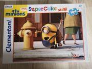 Super Color MAXI Puzzle Minions