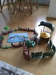 Playmobil Tierpark 4850 Wasserstelle 4827