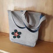 Filzhandtasche-für die kommende Jahreszeit