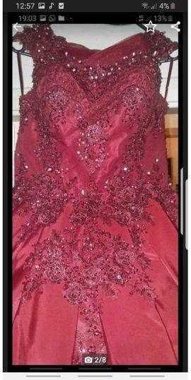 Festliche Abendbekleidung, Damen und Herren - verlobungskleid hennakleid ballkleid
