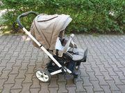 Kinderwagen Hartan Vip inkl Babytasche