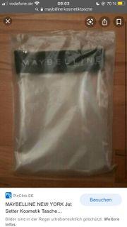 Maybelline Spiegel und Tasche