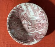 Alte Porzellan Schüssel Marke Lune