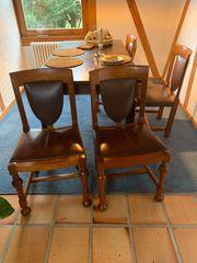 5 Stühle aus Südafrika
