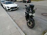 2 Paar Motorrad Lenkerendenspiegel ohne