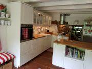 IKEA Method Einbauküche m Elektrogeräten -