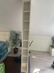 Ikea Regal 210 cm weiß