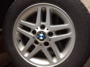4 Winterräder BMW E36 E46