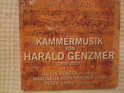 In Memoriam Kammermusik von Harald
