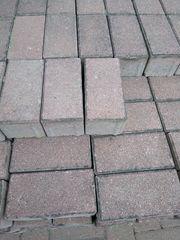 Pflastersteine Beton Rot 20 x