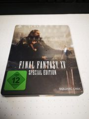 Final Fantasy 15 PS4 Special