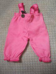 rosa Puppenhose von Zapf Creation