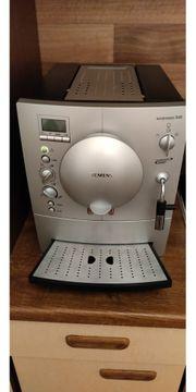 Hochwertiger KAFFEEVOLLAUTOMAT Siemens Surpresso s40