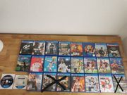 22x PS4 Spiele Games