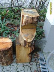 Holzklötze - Hackstock 44 cm hoch