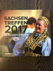 Sachsentreffen 2017 Buch DVD