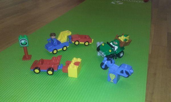 Lego Fahrzeuge