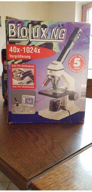 Mikroskop wie neu