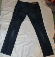 Jeans EDC blau wenig gebraucht