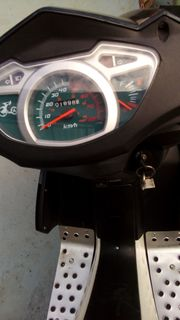 Roller 49ccm 4 Takter zu