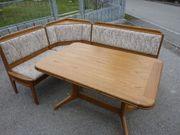Essecke Tisch mit Eckbank