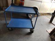 Fetra Tischwagen Werkstattwagen Montagewagen