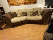 Sehr gut erhaltene Couch Big