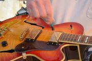 Gitarrenreparatur