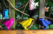 Tierfiguren Vogel Designer-Tiere Tiere Wohn-