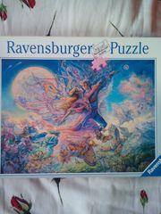 Puzzle Elfentanz Ravensburger Rarität 1000