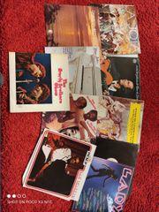 13 Langspielplatten Vinylplatten